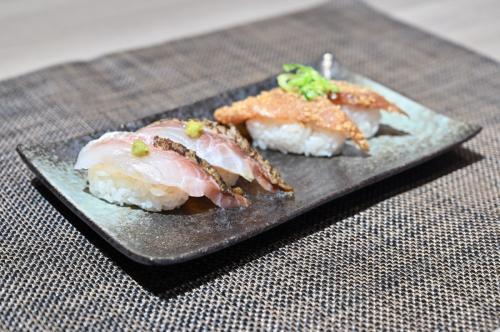 第一弾は瀬戸内ボラと国産天然ハマチ! くら寿司渾身の「大人寿司」12月4日から発売