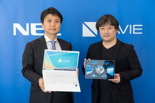 NECがフラッグシップ「LAVIE Pro Mobile」新モデル含む2021年春モデルを発表 テレワーク向け「N14」・テレスクール向け「N12」・エンタメ向けAndroidタブレット「T11」を新たにラインアップ