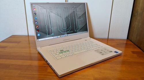MILスペックの堅牢性と美しいデザインが両立したゲーミングノートPC「ASUS TUF Dash F15」レビュー