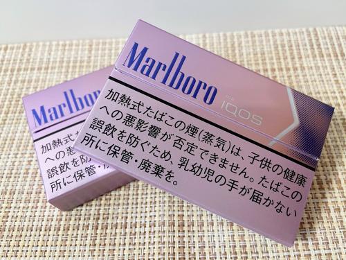 IQOS専用たばこスティックに3種フレーバーのマリアージュ「マールボロ・ヒートスティック フュージョン・メンソール」新登場