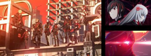 『SCARLET NEXUS』オープニングアニメーション公開! ゲームシステムやアクションなど詳細情報も判明