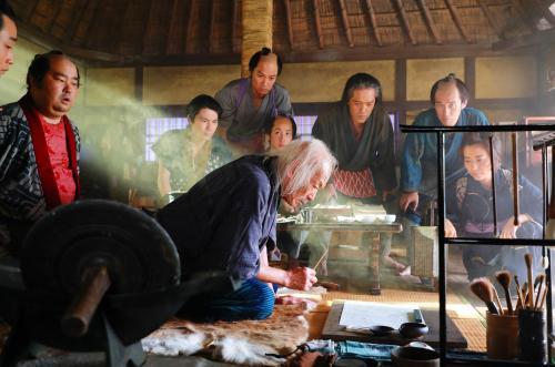 70代でブレイクの画家と50代で銀幕デビューした俳優!  映画『HOKUSAI』で葛飾北斎を演じる田中泯さんの代表作まとめ
