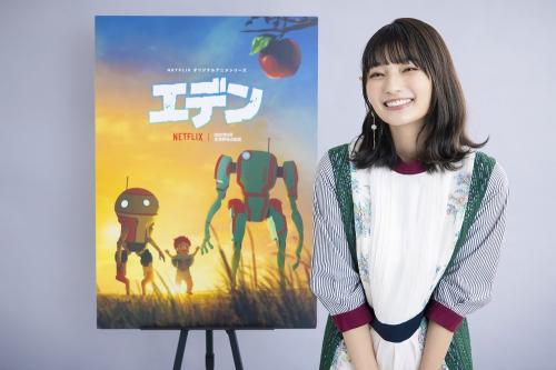 『エデン』初主演・高野麻里佳さんに聞く「肺は小さいけれど、声は大きく発散される。そんな子供の発声を意識しました」