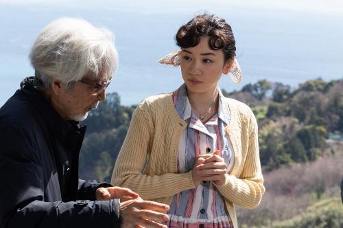 巨匠・山田洋次監督のもと永野芽郁が手にした「今までにない感覚」は「『こうしなさい』ではなくて『こういうのはどうだろう か?』と聞いてくれる」