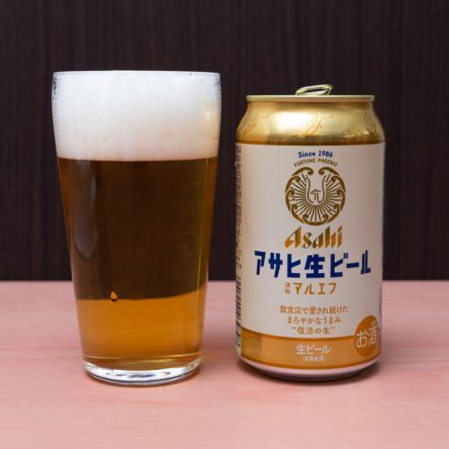 昭和レトロな生ビール缶が復活! 「アサヒ生ビール」9月14日より登場