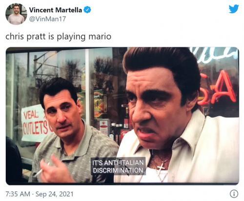「このキャスティングは議論を呼ぶよね」「他の選択肢があったと思うけどね」 アニメ映画『スーパーマリオ』でイタリア系ではないクリス・プラットがマリオの声を担当すると聞いた人たちの反応