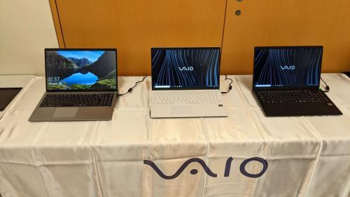 VAIOが初のAMD製プロセッサー搭載機「VAIO FL15」を発表 価格は7万9200円から