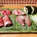 セロリを使ったガリが激旨い!町田市に肉専門の寿司屋がOPEN! @『肉寿司』