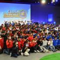 人気スマホゲーム『クラロワ』公式オフ会が全国8都市で開催! 大阪会場でひたすらTEAM BLACKを応援してきた