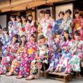 ふわふわ『恋花火』かわいすぎる浴衣姿とダンスが話題の新曲MVが公開!