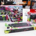 『スプラトゥーン2』同梱版のNintendo Switchを買ったぞ! 開けてみた