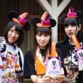 【動画】ディズニーハロウィンの「お菓子詰め放題」にFES☆TIVEが挑む! ひなり・由奈・ことね勝利は誰の手に?