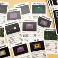 懐かしCPUのカードゲーム?! 『CPU WARS』がマニアック過ぎ 「これどーやって遊ぶの?」