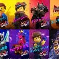 『レゴ ムービー2』 豪華声優陣の吹替え版スポットが到着! 超個性的なキャラクターアートも堂々完成!