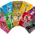 【数量限定】デザイン解禁!『劇場版 TIGER & BUNNY』西田征史書き下ろしHEROES COLUMN CARD