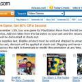 『Amazon』がPS3『ムーヴ』ゲームソフトを投売り中! なんと半額!