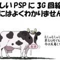 次世代プレイステーション・ポータブル『NGP』 に3G機能は必要? 2000人アンケート