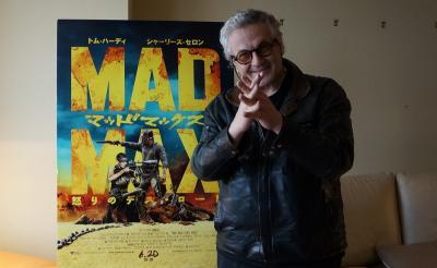 「私は好奇心に動かされて生きている」いよいよ公開! 『マッドマックス 怒りのデス・ロード』ジョージ・ミラー監督インタビュー