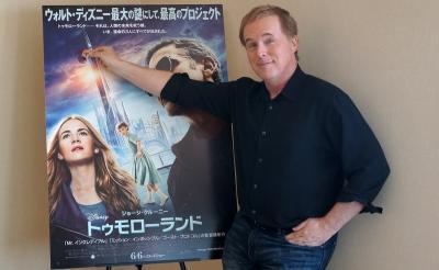 大ヒット中! 映画『トゥモローランド』ブラッド・バード監督が本作で取り入れた新技術とは?