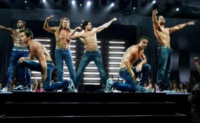 華麗なる筋肉ダンスを再び拝める! 全米大ヒット中の『マジック・マイクXXL』日本公開は10月