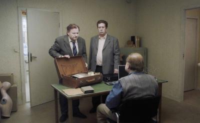 「笑い袋」の生みの親が語る面白グッズの制作極意とは? 映画『さよなら、人類』を絶賛