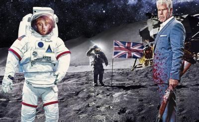偽者キューブリックがアポロ計画をねつ造? ドタバタコメディ『ムーン・ウォーカーズ』予告編