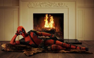 """最凶ヒーロー""""デッドプール""""がスクリーンで大暴れ! 特別映像を観て『ウルヴァリン: X-MEN ZERO』のヌルハゲは忘れよう"""