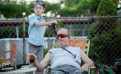 子役大嫌いなビル・マーレイが絶賛! 『ヴィンセントが教えてくれたこと』のジェイデン君が可愛すぎる
