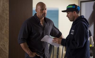 ロック様も「防災用品を備えている」と明言! 映画をきっかけに災害への意識レベルが上昇中