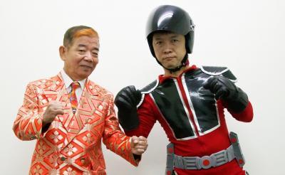 """『アントマン』大ヒット中! 謎のヒーロー""""オサダマン""""誕生と活躍の軌跡"""