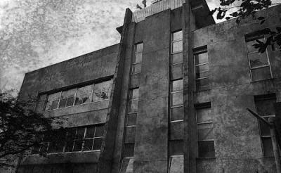 4DX上映専用の体感型ホラー映画誕生! 白石晃士監督作『ボクソール★ライドショー~恐怖の廃校脱出!~』[ホラー通信]