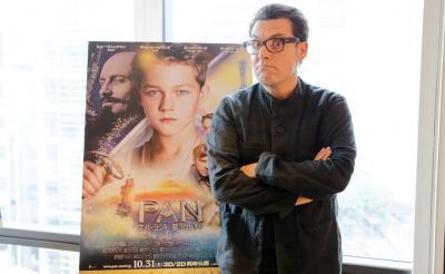 『PAN ~ネバーランド、夢のはじまり~』ジョー・ライト監督インタビュー 海賊がニルヴァーナを歌う理由とは?