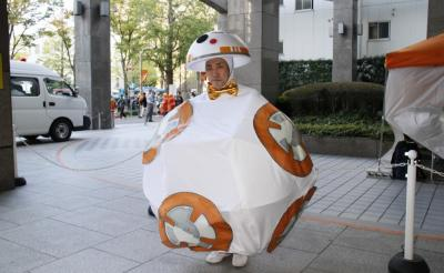 【写真】BB-8やカイロ・レンなど新キャラも続々! 「カワサキハロウィン」スター・ウォーズパレード