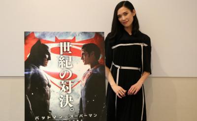 『バットマンvsスーパーマン ジャスティスの誕生』TAOインタビュー「もっとアジア人がチャレンジ出来る作品があれば」
