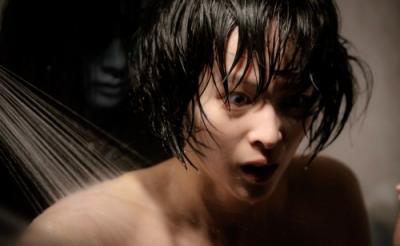 清水崇が4DXを徹底研究! 五感を刺激する体感型ホラー『雨女』主演・清野菜名