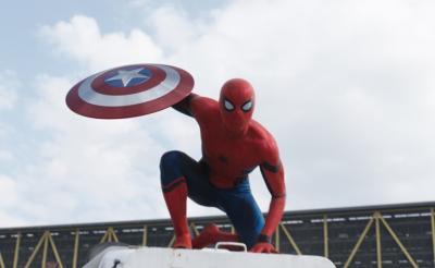 """『シビル・ウォー』での""""スパイダーマン""""は「マーベルらしい明るくて笑える要素」"""