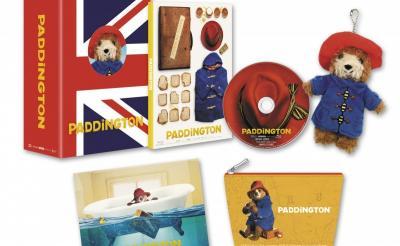 紳士なクマの大冒険! 映画『パディントン』スペシャルBOXの特典グッズがオシャレ可愛い