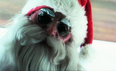 """なにこの地獄みたいなクリスマス! 極悪サンタが""""悪い子""""を制裁する『サイレント・ナイト』血まみれの予告編[ホラー通信]"""