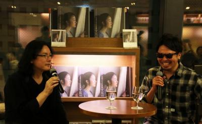岩井俊二監督の「『闇金ウシジマくん』映像化してみたい」に真鍋先生感激! 『リップヴァンウィンクルの花嫁』トークショー