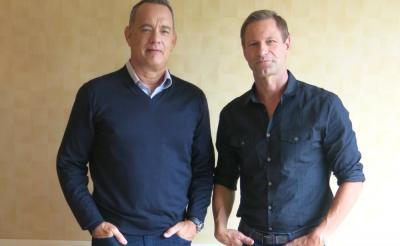 トム・ハンクス&アーロン・エッカートが『ハドソン川の奇跡』を語る「俳優の仕事でも大切なのは直感」