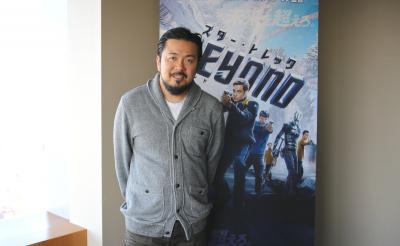 『スター・トレック BEYOND』ジャスティン・リン監督インタビュー「インディーズ映画に近い作り方をしている」