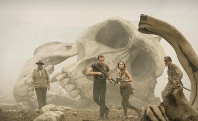 『キングコング:髑髏島の巨神』特報映像が解禁 ゴジラと対決するのはこの怪物だ!