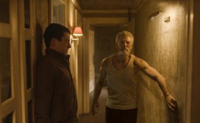 【おじいちゃん怖い】盲目老人が強盗を壮絶返り討ち……映画『ドント・ブリーズ』トリハダ必至の予告編