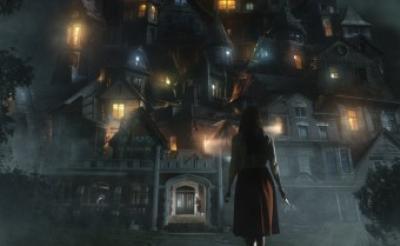 """そこは""""殺人現場""""をつなげて作られた異様な屋敷―― ネオ事故物件ホラー『ホーンテッド・サイト』予告編"""
