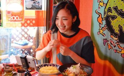 【ヤバイ】辛さ200倍超の超激辛スープカレーにBiSのメンバーが挑戦! 注目映画『NERVE/ナーヴ』さながらの無理難題をクリアせよ!