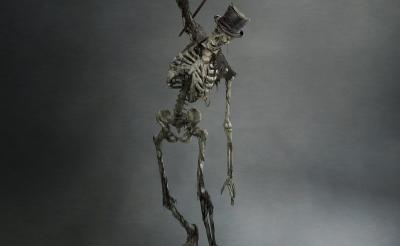 『ミス・ペレグリンと奇妙な子供たち』ティム・バートンに「Sexy!」と賞賛された日本人アーティスト・田島光ニさんインタビュー
