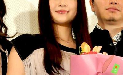 佐津川愛美「この作品に出会えた事を誇りに思います」-映画『忍道-SHINOBIDO-』初日舞台挨拶