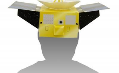 小惑星探査機はやぶさが『かぶれるペーパートイ』に! 映画『おかえりはやぶさ』公開劇場で販売へ
