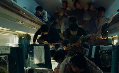 """世界騒然の傑作ゾンビ映画『新感染 ファイナル・エクスプレス』日本上陸 """"わらわらわら~っ""""な特報解禁"""