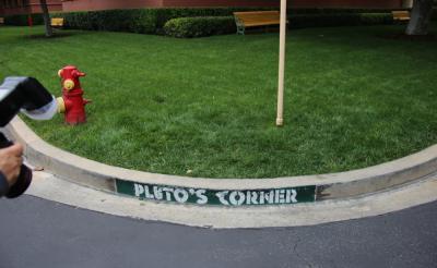 「PLUTO'S CORNER」その意味とは? 遊び心たっぷりの「ウォルト・ディズニー・スタジオ」散策